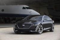 2023 Cadillac CT6 Spy Photos