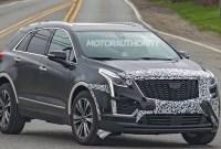 2023 Cadillac XT5 Spy Shots
