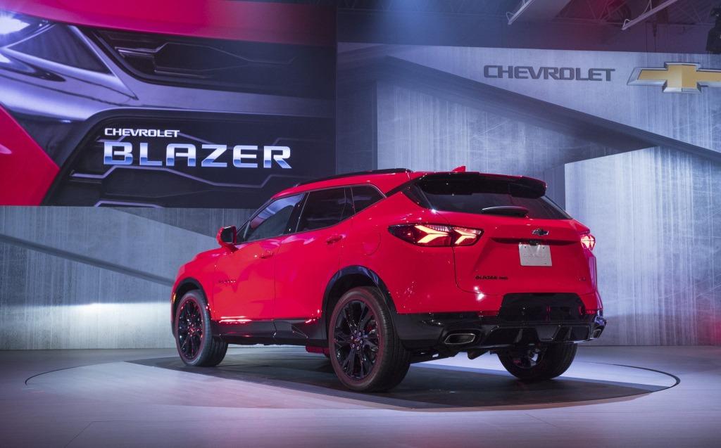 2023 Chevrolet Trailblazer Ss Spy Shots