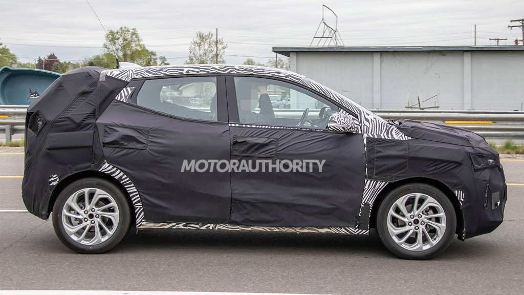2023 Chevrolet Volt Interior