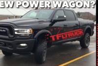 2023 Dodge Power Wagon Engine