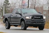 2023 Dodge Power Wagon Spy Shots