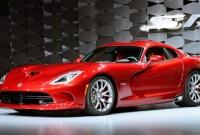 2023 Dodge Viper Interior