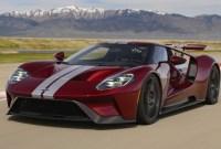 2023 Ford Gt Supercar Spy Shots