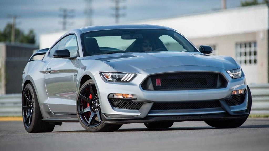 2023 Ford Mustang Shelby Gt 350 Powertrain