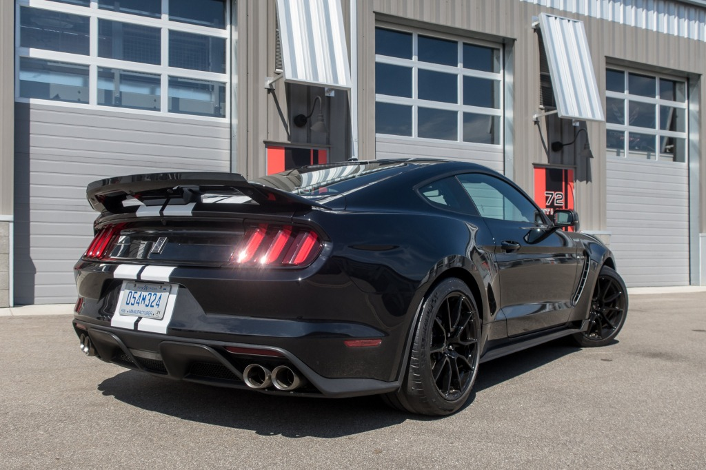 2023 Ford Mustang Shelby Gt 350 Wallpaper