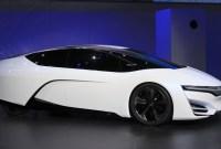 2023 Honda Fcev Redesign