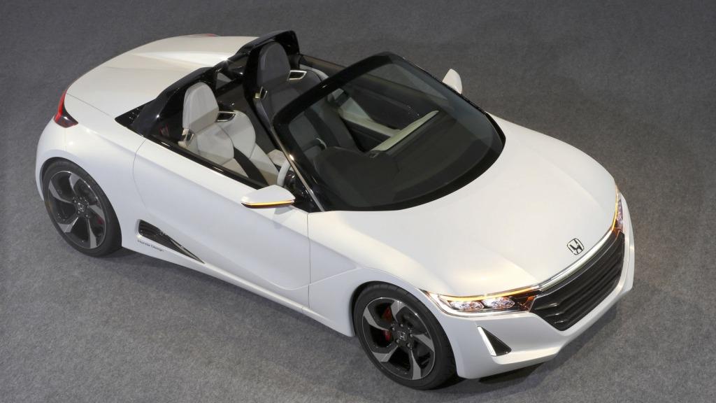 2023 Honda S660 Concept
