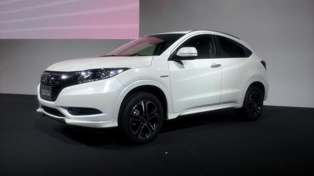 2023 Honda Vezels Concept