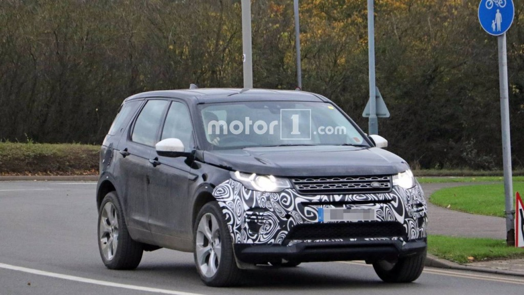 2023 Land Rover Discovery Release Date