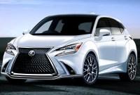 2023 Lexus ES Interior