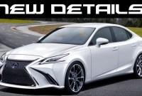 2023 Lexus ES Spy Shots