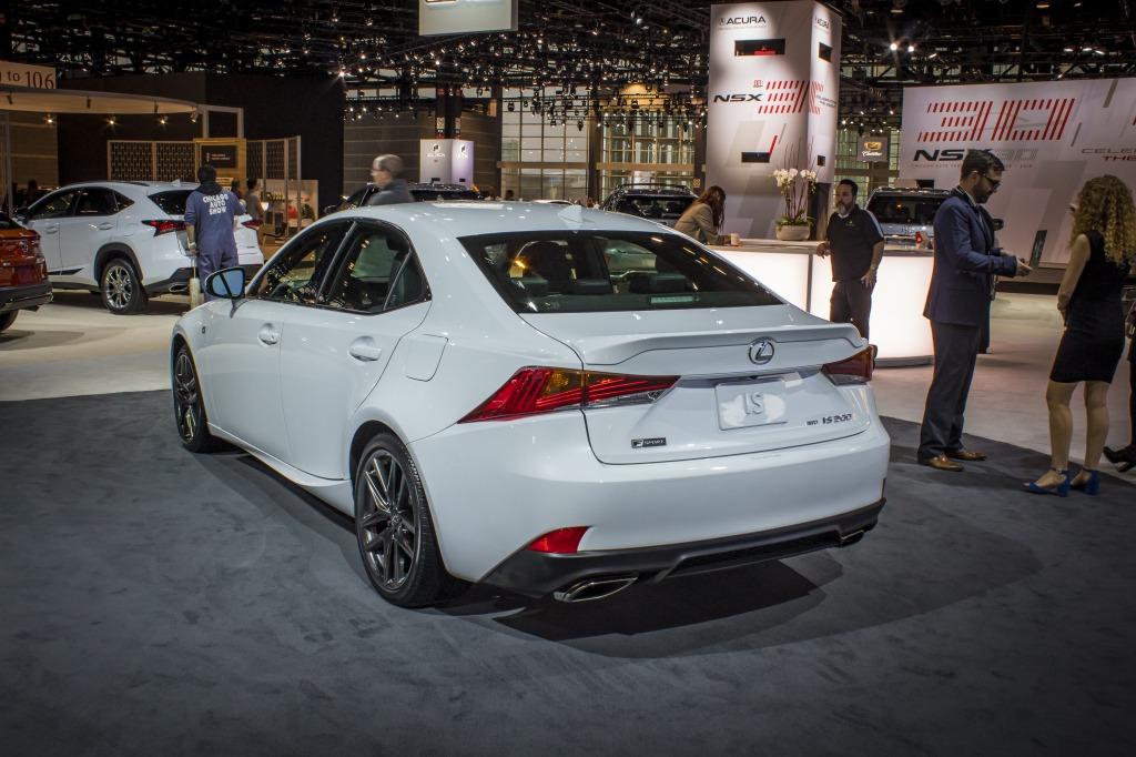 2023 Lexus IS350 Images