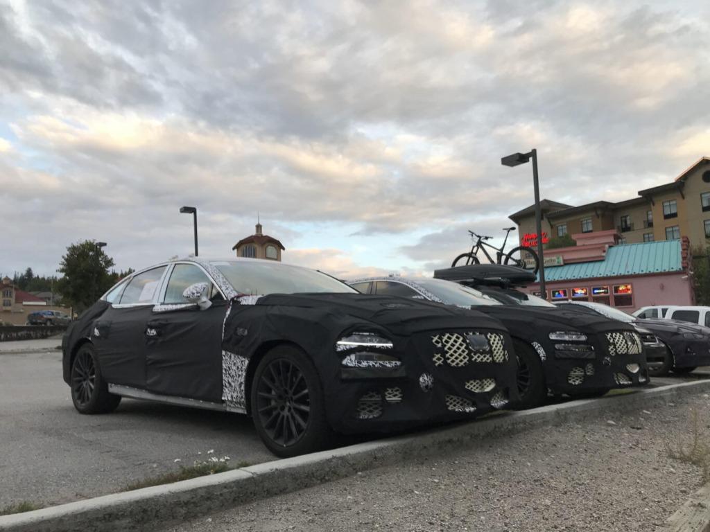 2023 Lincoln MKZ Spy Photos