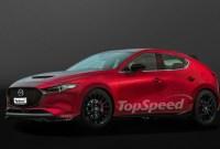 2023 Mazda 3 Sedan Spy Shots