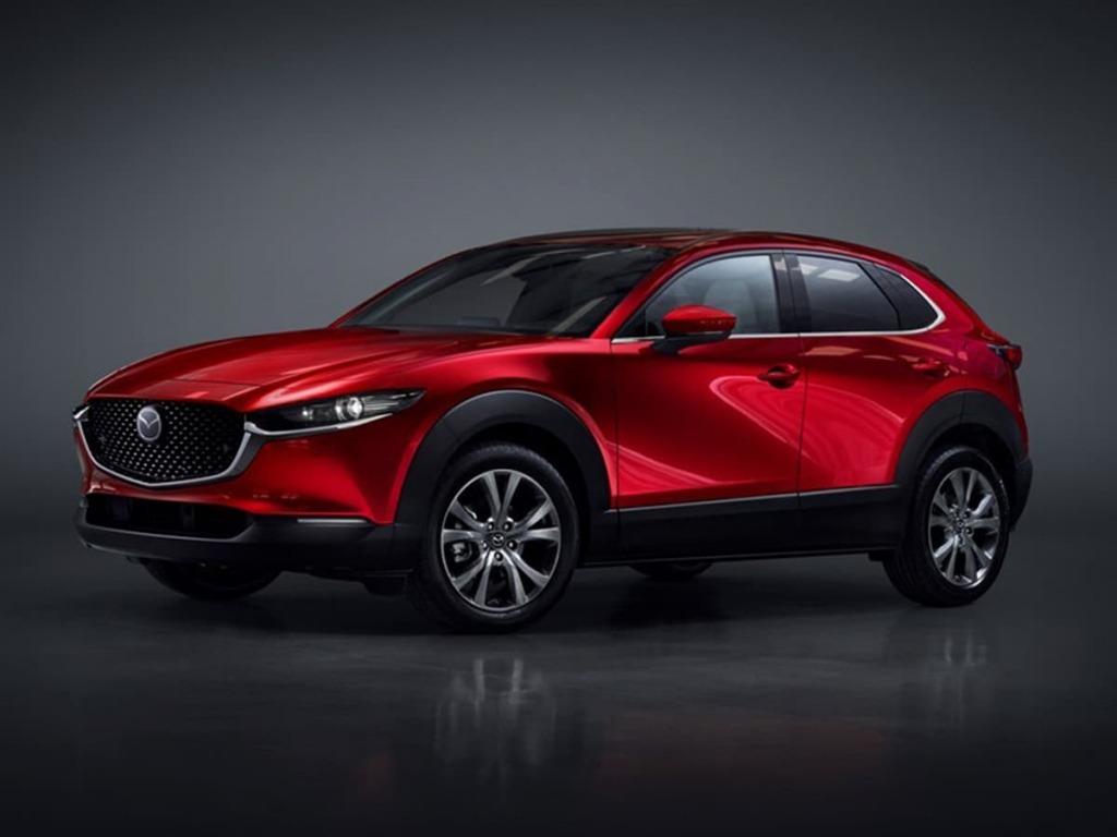 2023 Mazda CX3 Drivetrain