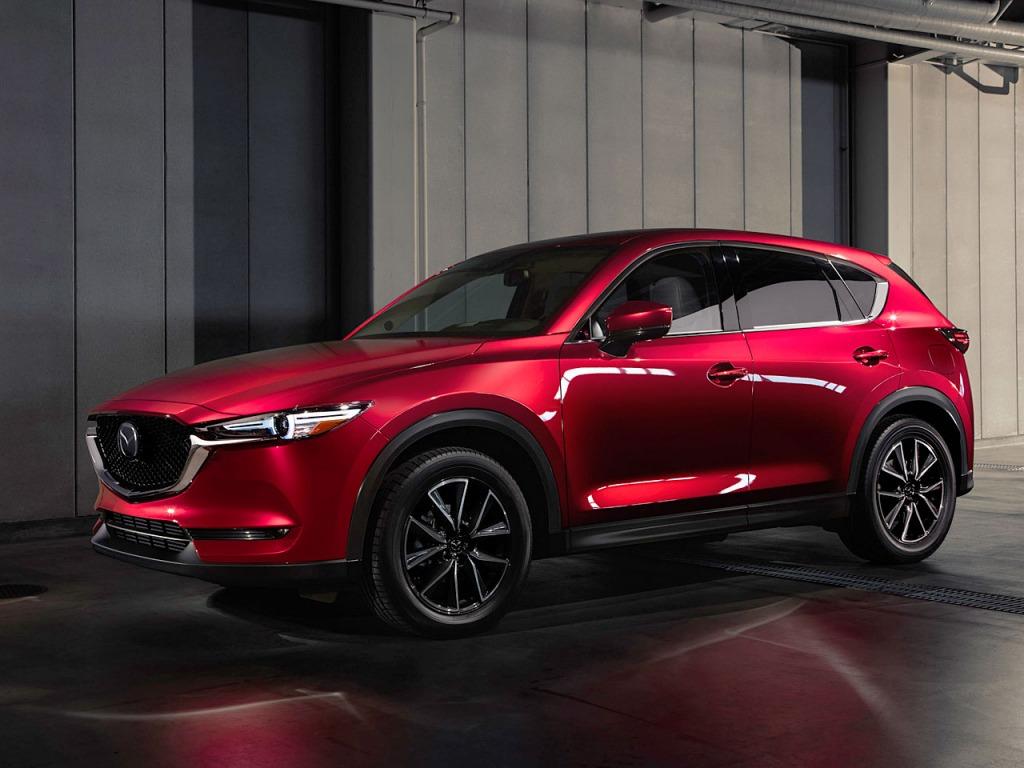 2023 Mazda Cx 5 Specs