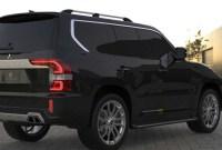 2023 Mitsubishi Pajero Specs