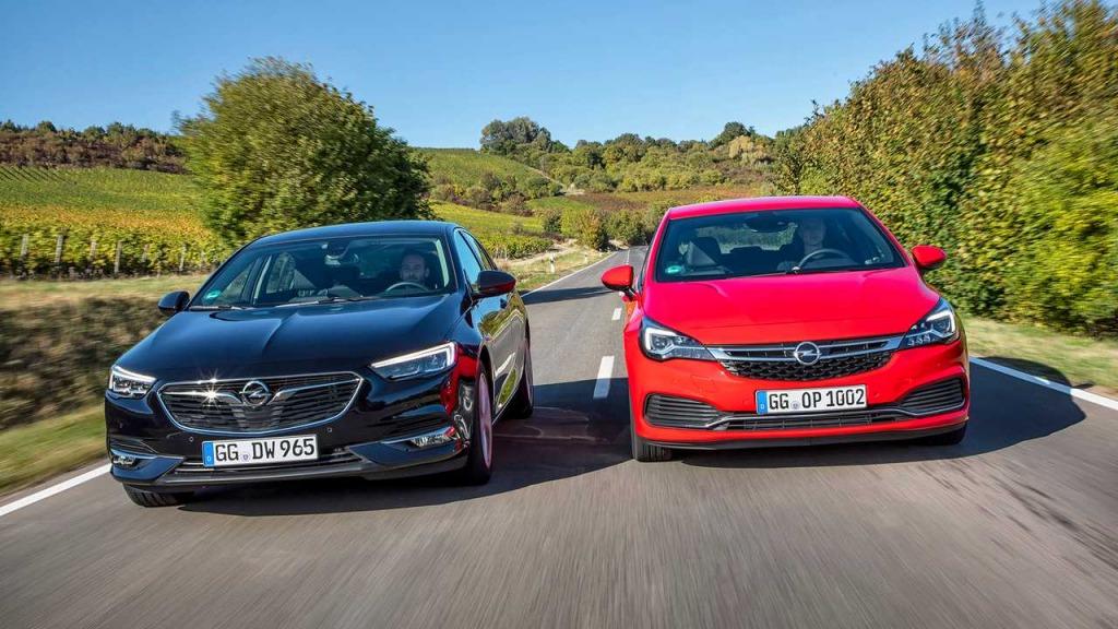 2023 Opel Insignia Engine