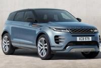 2023 Range Rover Evoque Exterior