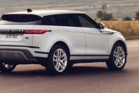 2023 Range Rover Evoque Release date