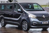 2023 Renault Trafic Release date