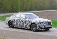 2023 Rolls Royce Wraith Spy Photos