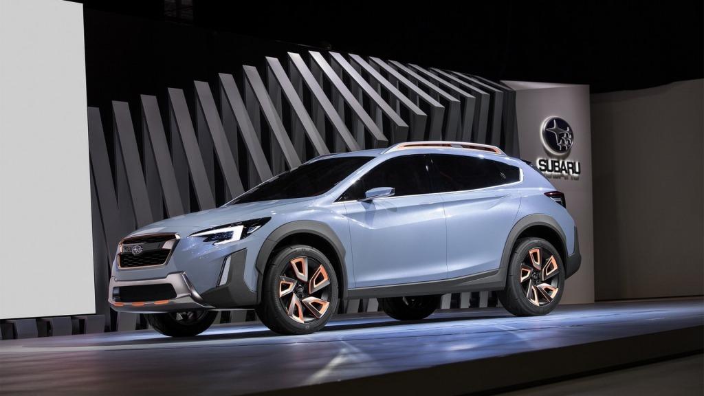 2023 Subaru Crosstrek Images