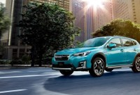 2023 Subaru Crosstrek Powertrain