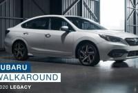 2023 Subaru Legacy Engine