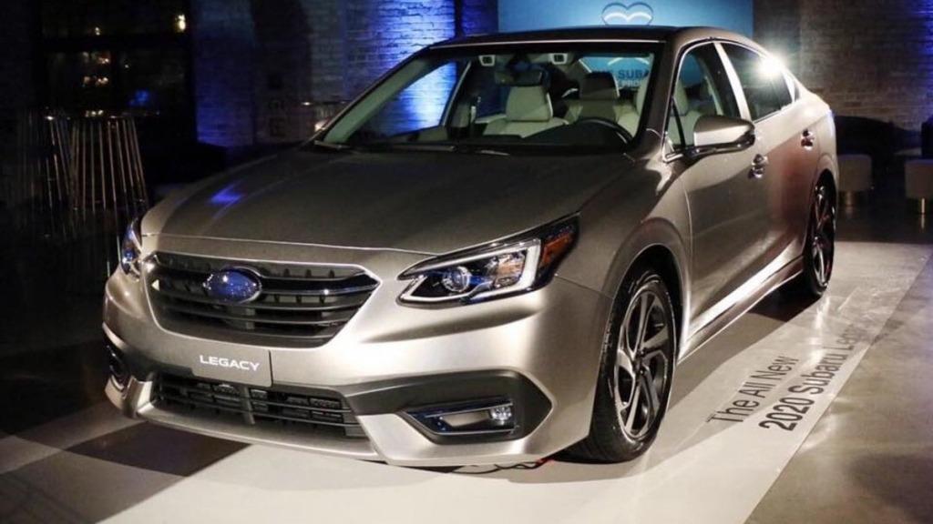 2023 Subaru Legacy Wallpaper
