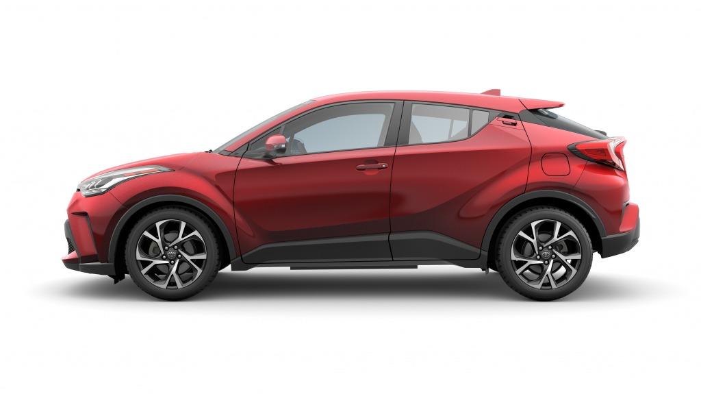 2023 Toyota C Hr Compact Interior