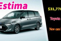 2023 Toyota Estima Spy Photos