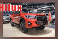 2023 Toyota Hilux Wallpapers