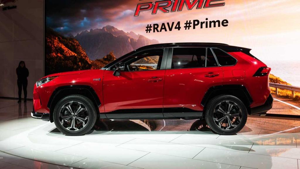 2023 Toyota RAV4 Exterior