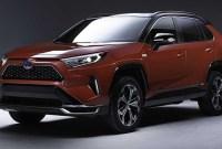 2021 Toyota RAV4 Specs