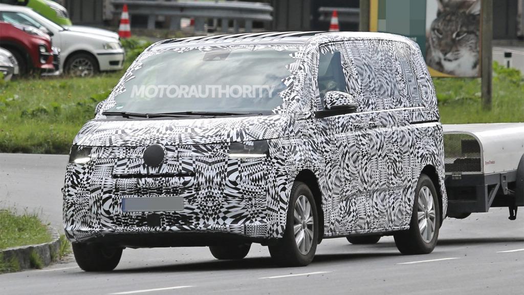 2023 Volkswagen Transporter Concept