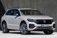 2023 VW Touareg Redesign