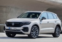 2021 VW Touareg Specs