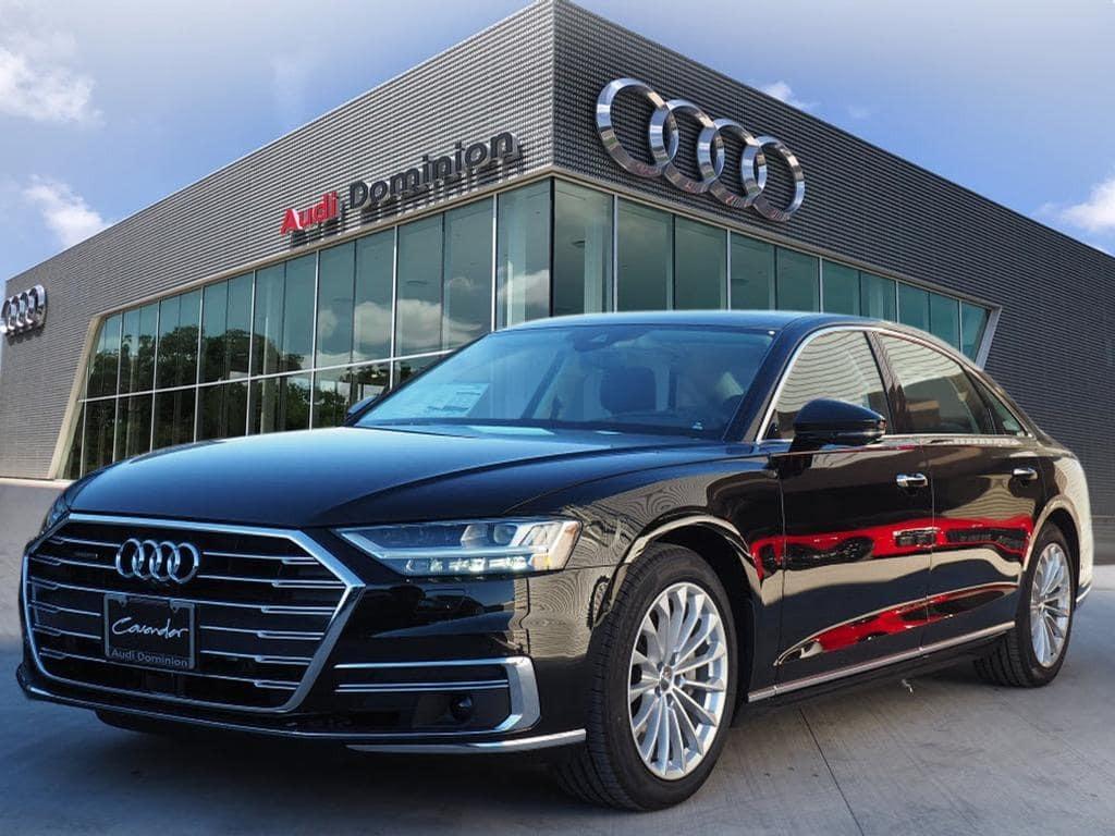 Audi A8 Drivetrain