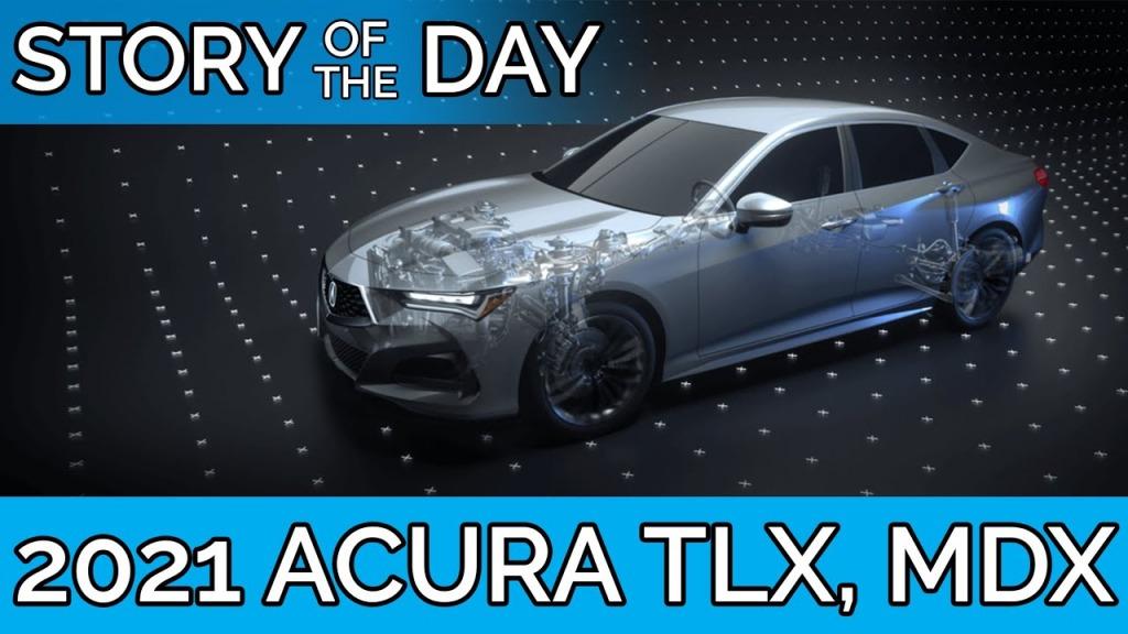 2023 Acura TLX Interior