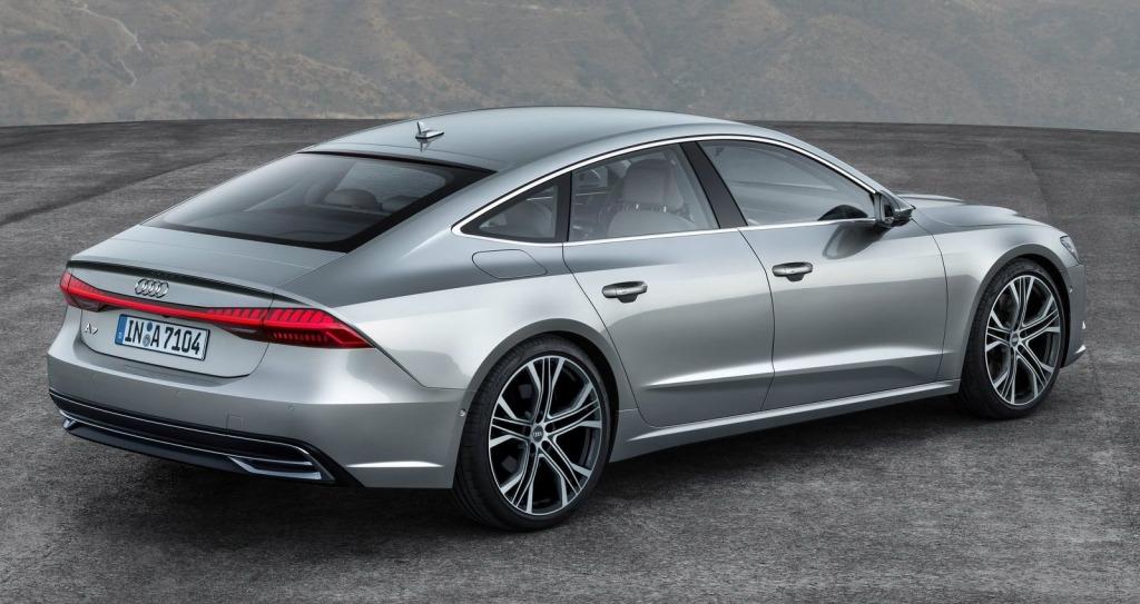 2023 Audi A7 Concept