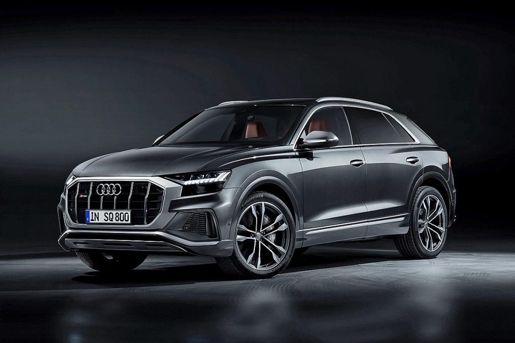 2023 Audi Q8 Wallpaper