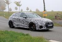 2023 Audi RS3 Engine