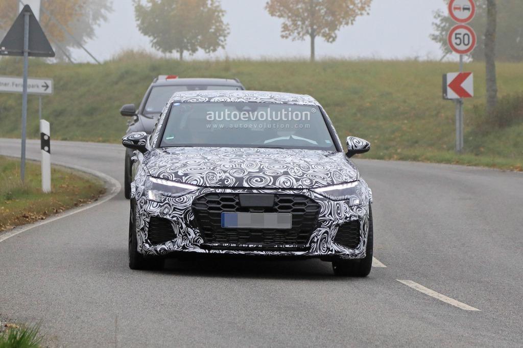 2021 Audi RS3 Price
