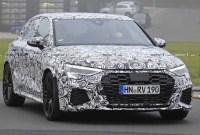 2023 Audi RS3 Spy Photos