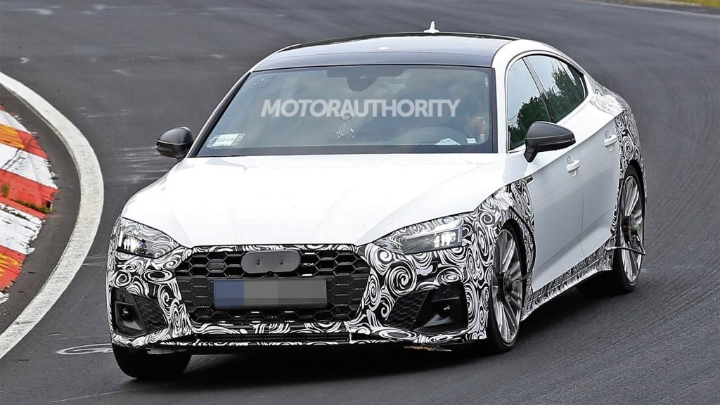 2023 Audi Rs5 Drivetrain