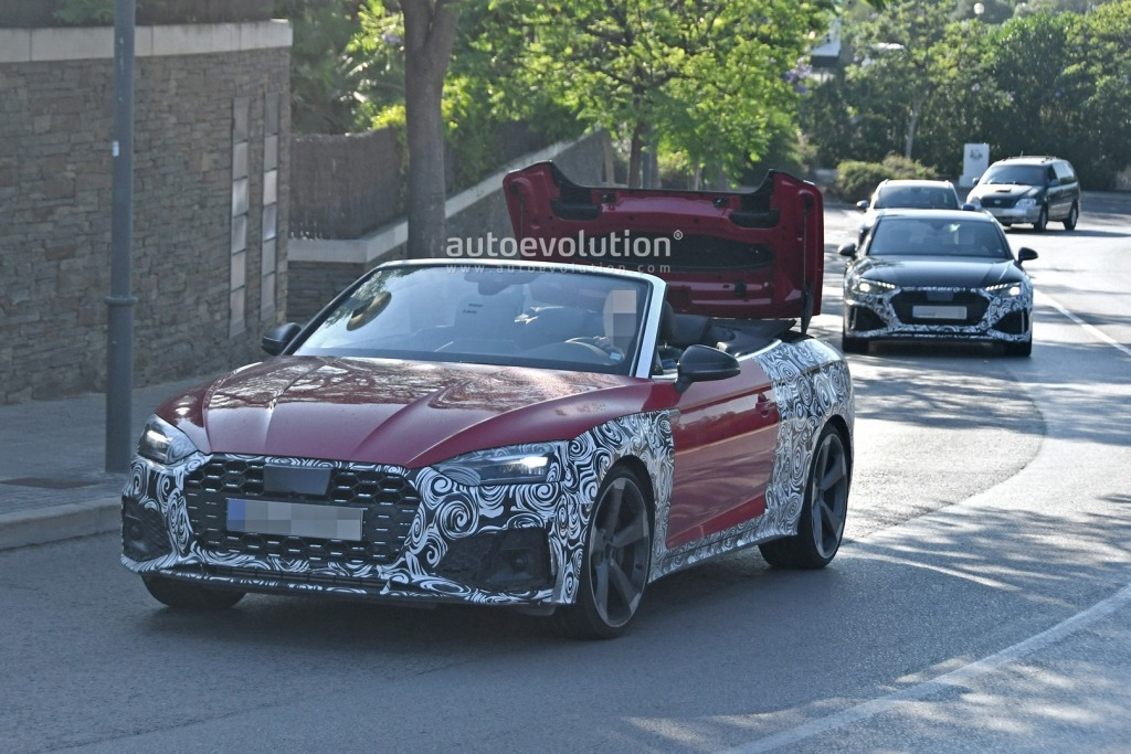 2023 Audi Rs5 Specs