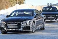 2023 Audi Rs5 Spy Shots