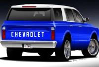2023 Chevy Blazer K5 Concept